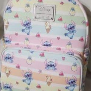 Disney Stitch back pack